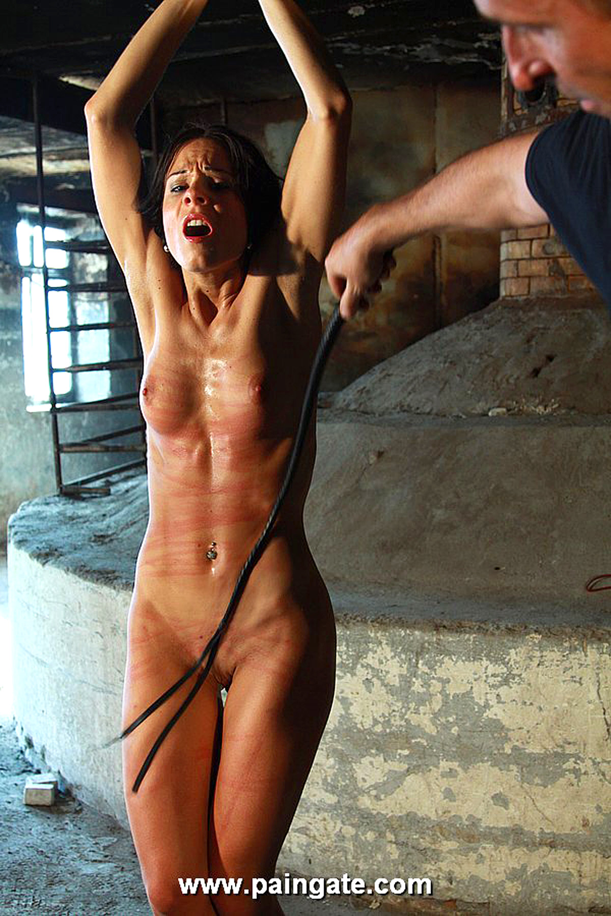 Show me you want a flogging
